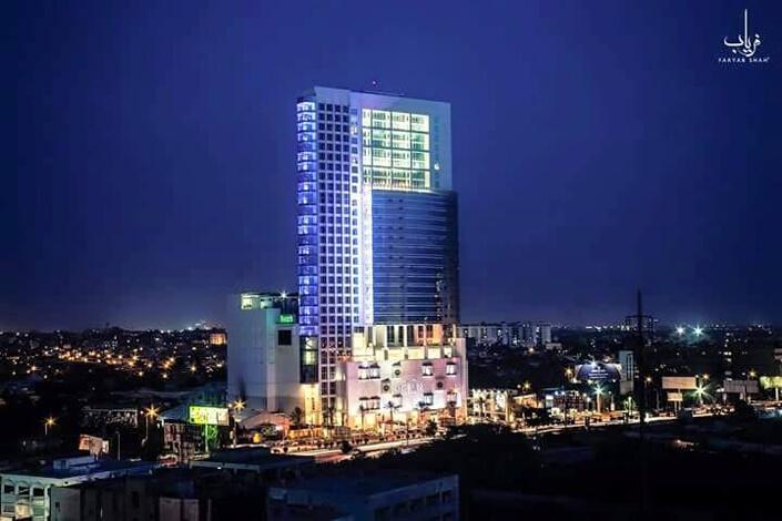 Ocean Tower Clifton Karachi by Faryab Shah