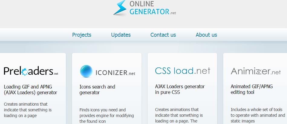 OnlineGenerator.net - Free online generators