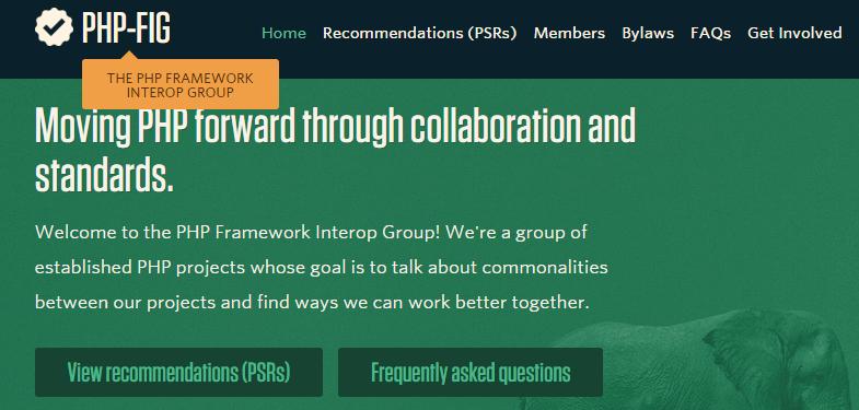 PHP-FIG-framework