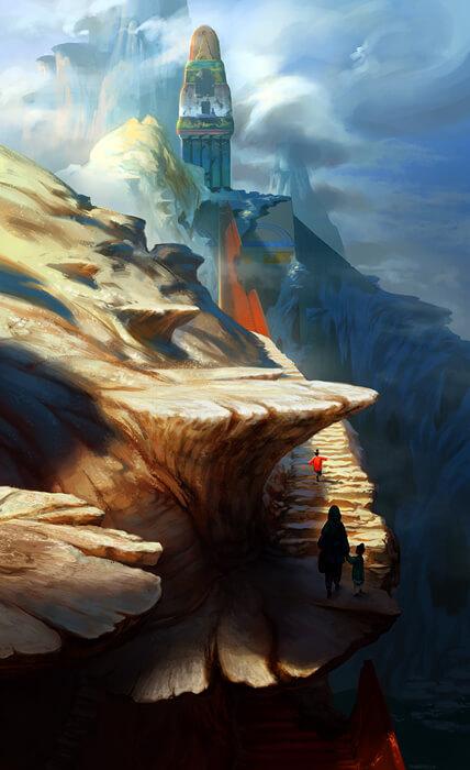 Pilgrimage by TamberElla