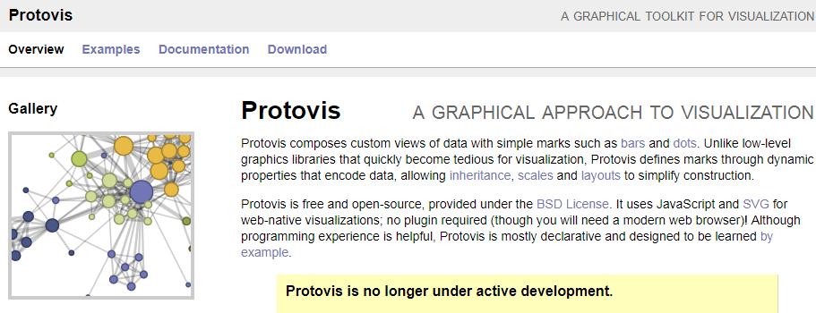 Protovis