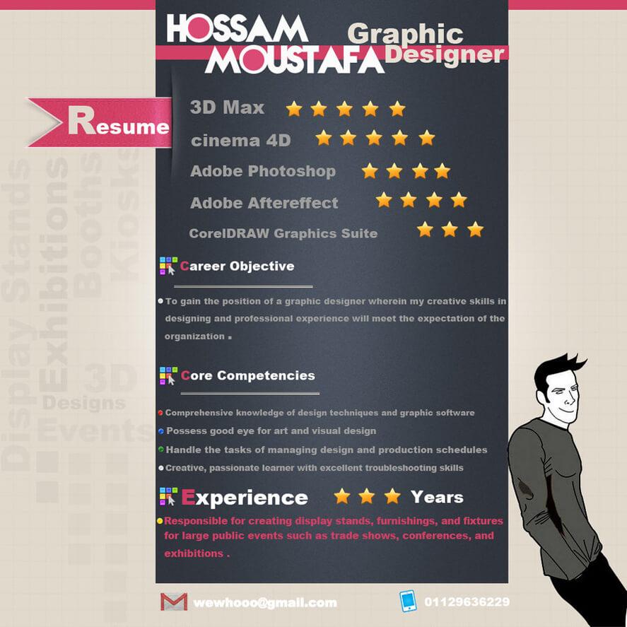 Resume by ~HossamMoustafa