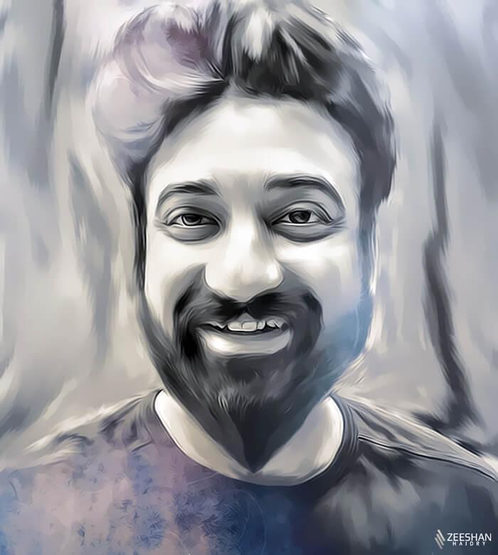Saif Samejo by ZeeshanHaidry