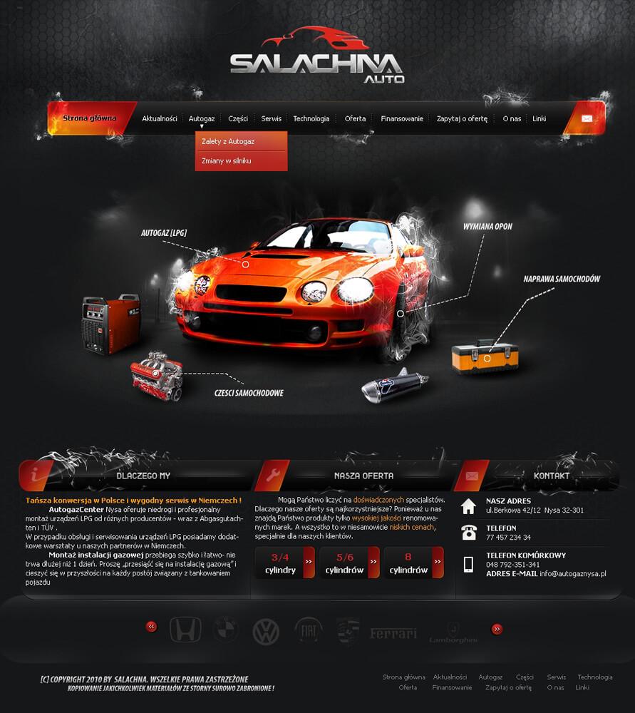 Salachna AutoGaz by lukearoo