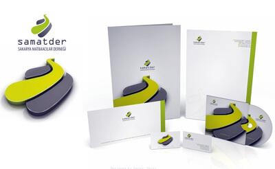 Samatder Corporate Design by serezsertac