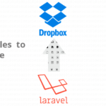 Laravel 5 upload files to Dropbox free storage