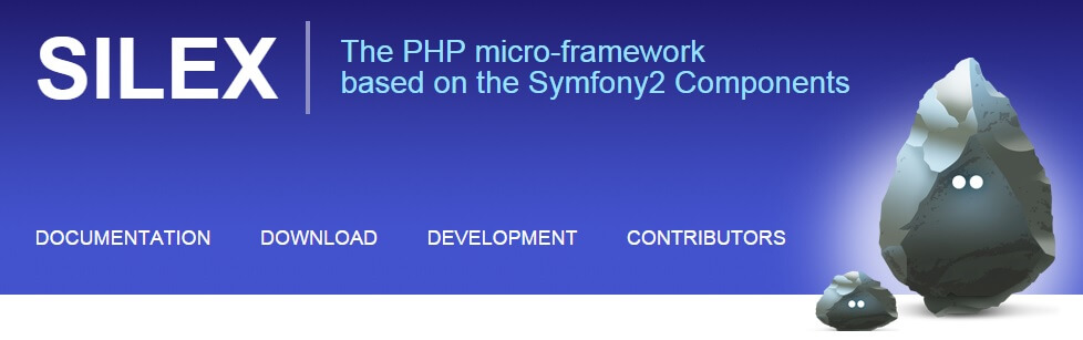 Silex - The PHP micro-framework based on Symfony2 Components