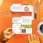 60 Featured Creative Desk Type Web Design Interfaces