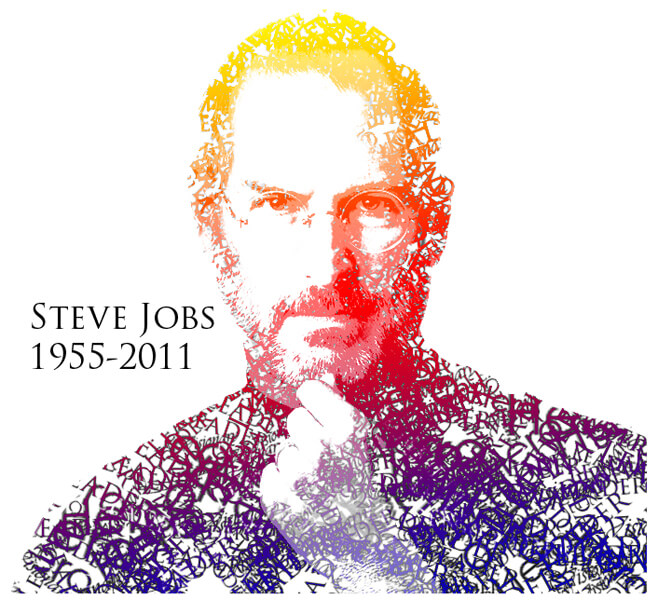 Steve Jobs MY HEROOOOO by ~calebpase