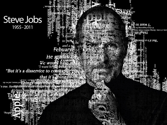 Steve Jobs Tribute by ~Zabelon