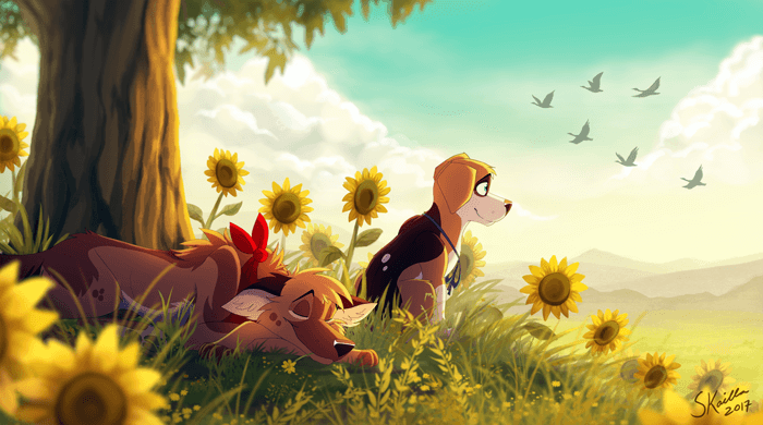 Summer's End by Skailla