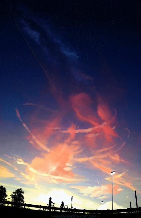 Summer's Gone by AuroraLion