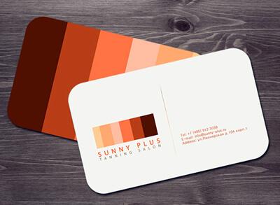 Sunny Plus- Card by o9-design