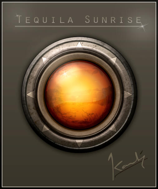 Tequila Sunrise by screwcork