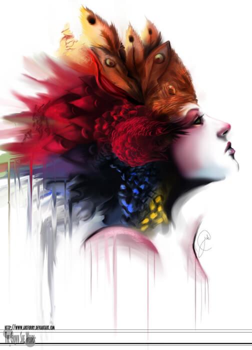 The Crown She Wears by ArtFurry