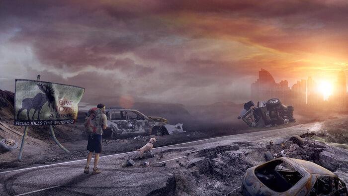 The Last City by FantasyArt0102