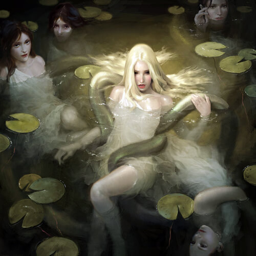 The Naiads by Damascus5