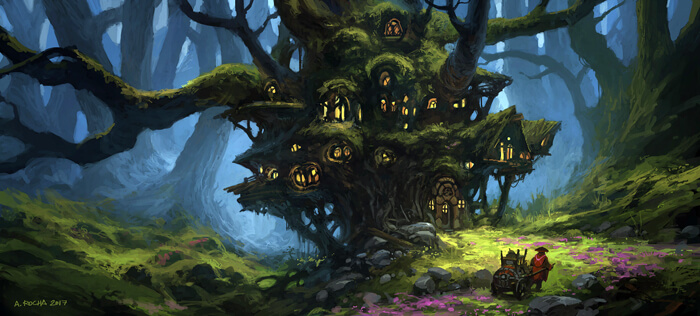 The Treehouse by andreasrocha