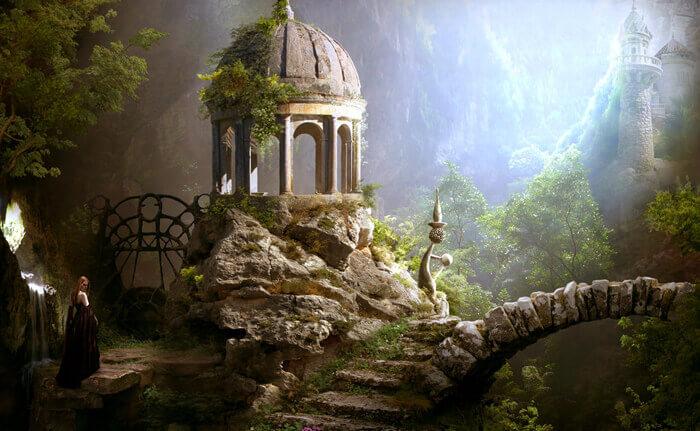 The temple by ElenaDudina