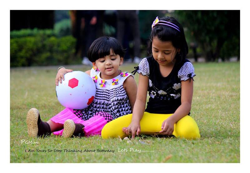 Togetherness-Happiness by Jinia Gargi Mitra