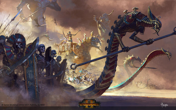 Tomb Kings by bayardwu