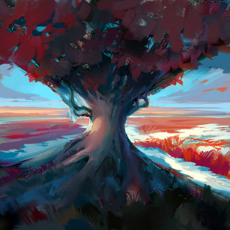 Tree by Hunternif