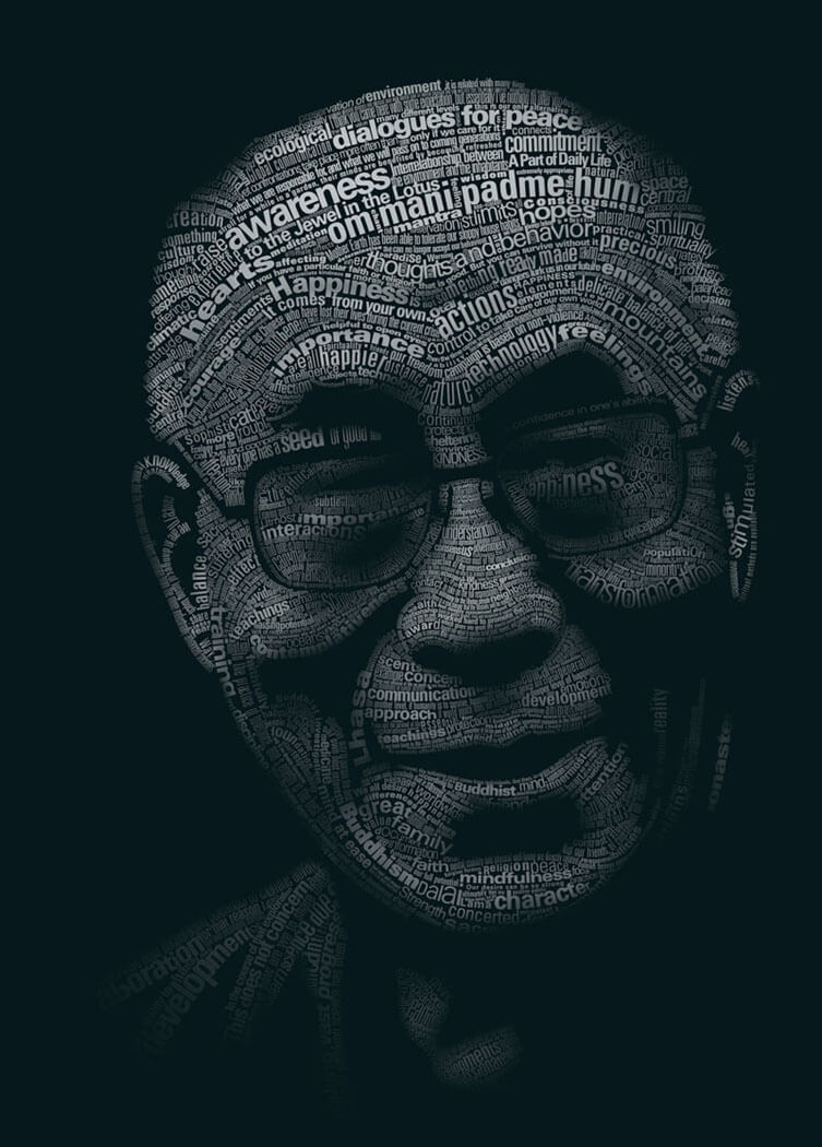Tribute to the Dalai Lama by ~yatu-ex
