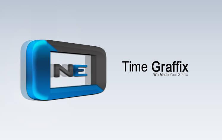 UPDATE OneTime Graffix Logo 3D by OneTime-Graffix