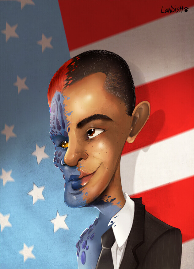 Ultimate Obama by AlexLandish