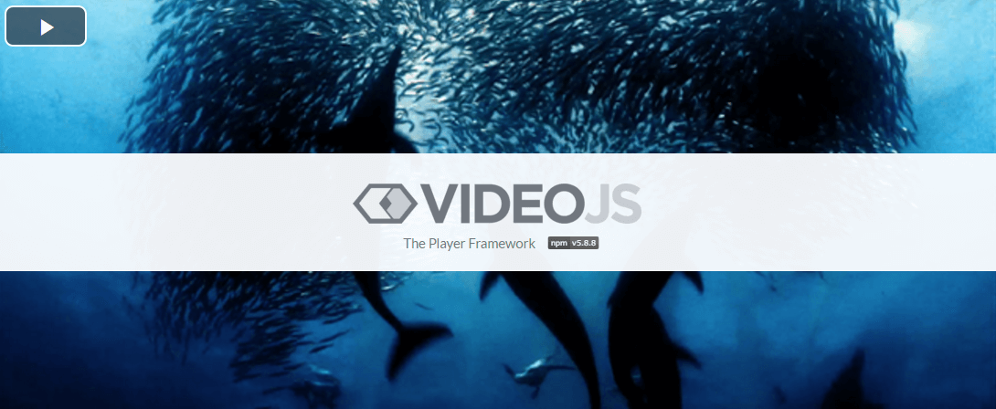 Video.js The Player Framework