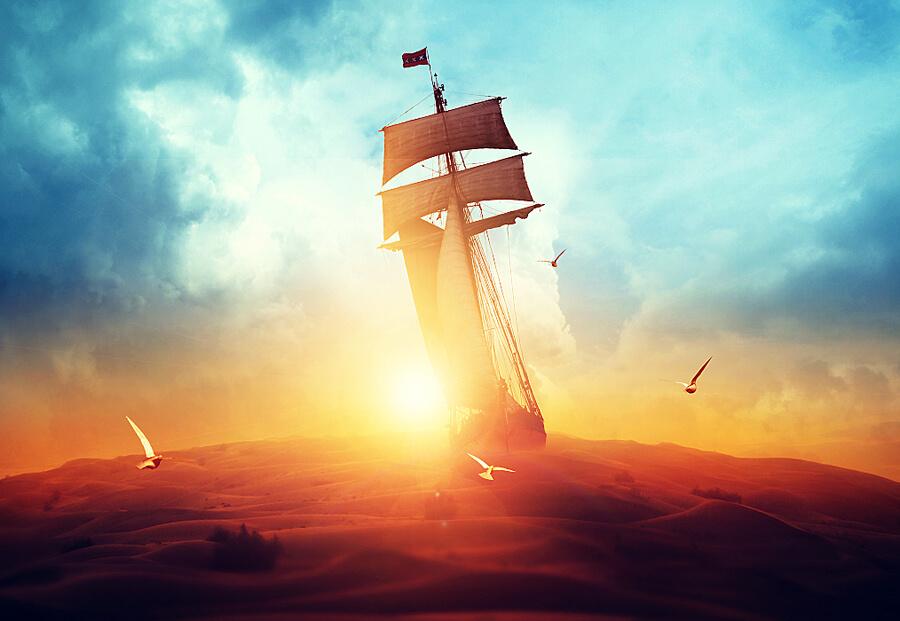 Voyage in fantasy!