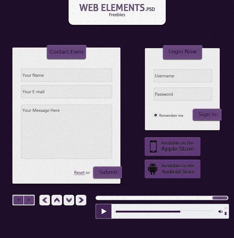 WEB-ELEMENTS by SAHOOM