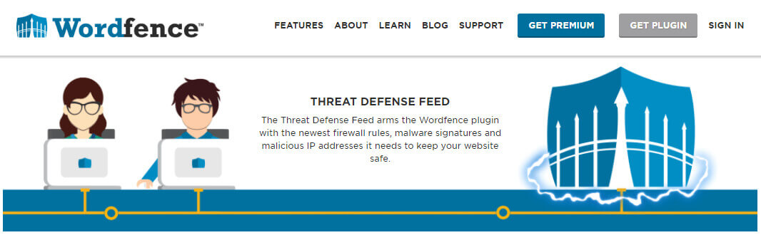 WP FENCE Wordfence Security - WordPress Security Plugin