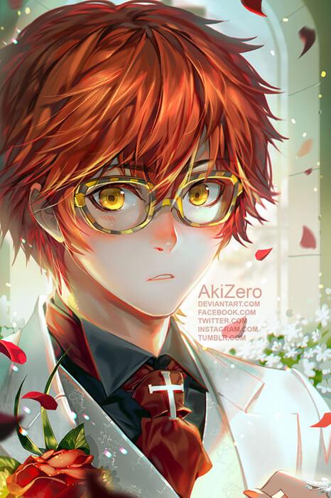 [Walking down the aisle] Seven by AkiZero1510