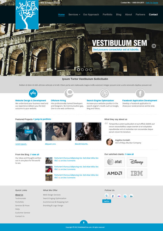WebMediaTree.com by Gayab