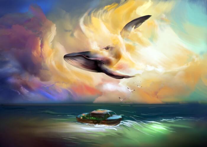 Whale Dreams by ArtFurry