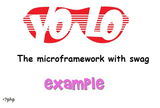 YOLO - The microframework with swag