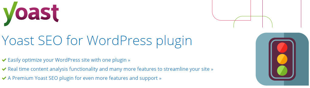 Yoast SEO for WordPress plugin