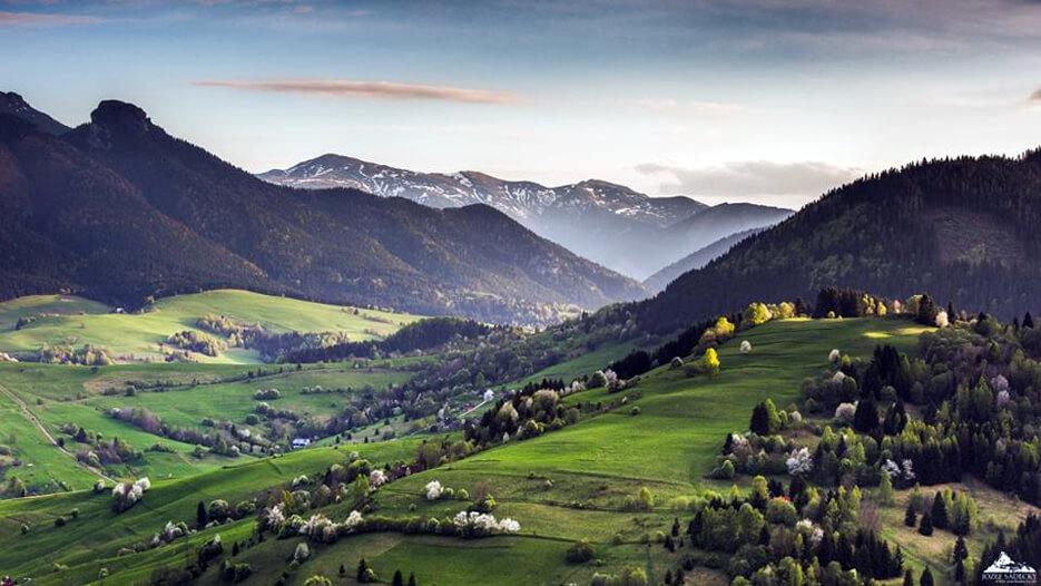 Zazrivske doliny by Jozef Sadecky-Photography