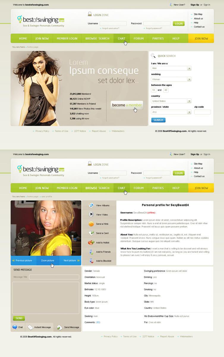 bestofswingers.com by bratn