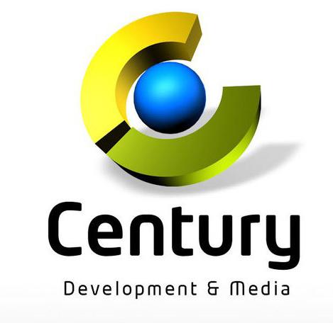 century logo by gehad79