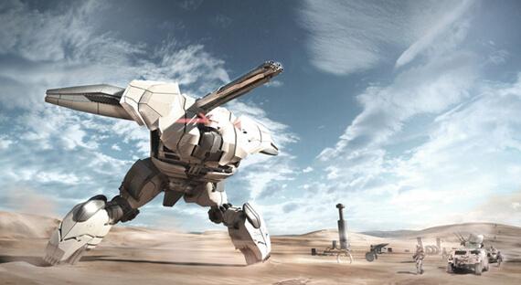 desert warzone by ~jimduda