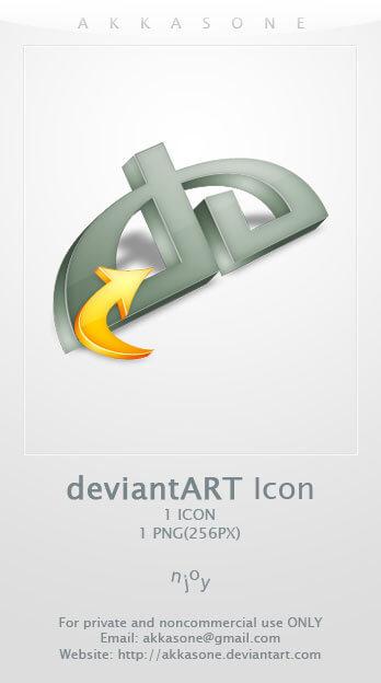 deviantART Icon by akkasone