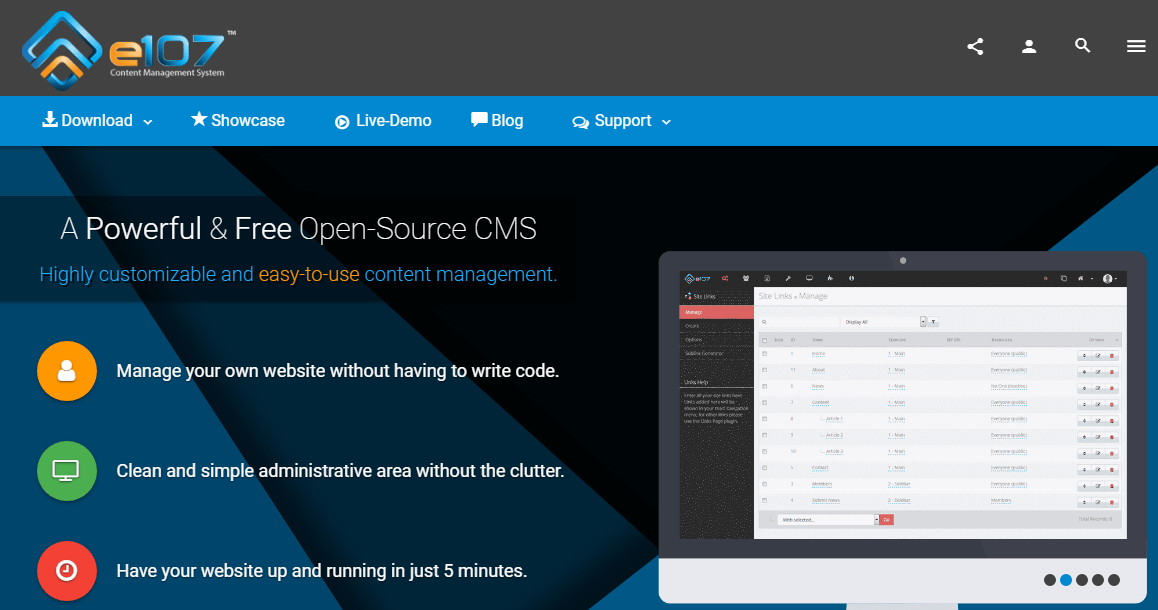 Open-Source CMS