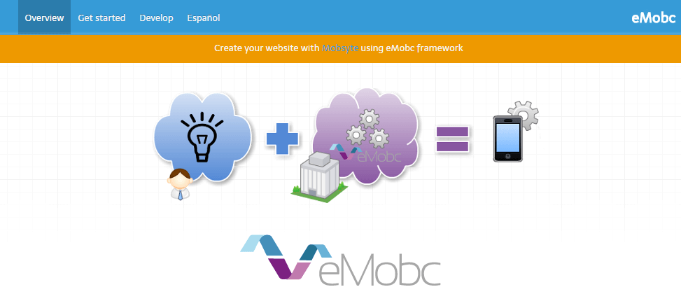 eMobc - Mobile Application Development Framework