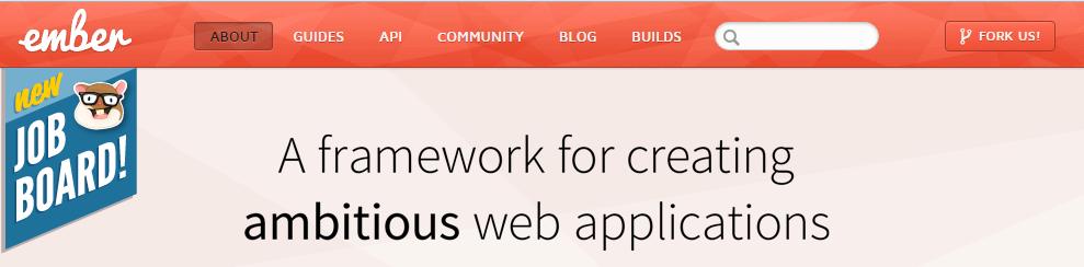 Ember.js - A framework