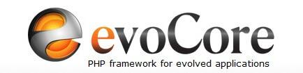evoCore PHP framework