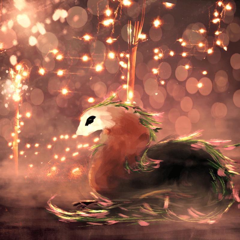 festivities..by Amphispiza