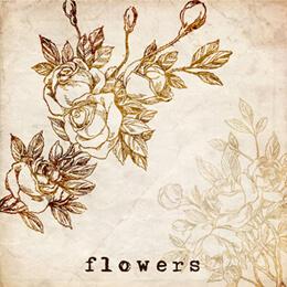 flowers brushset by withwhipcream