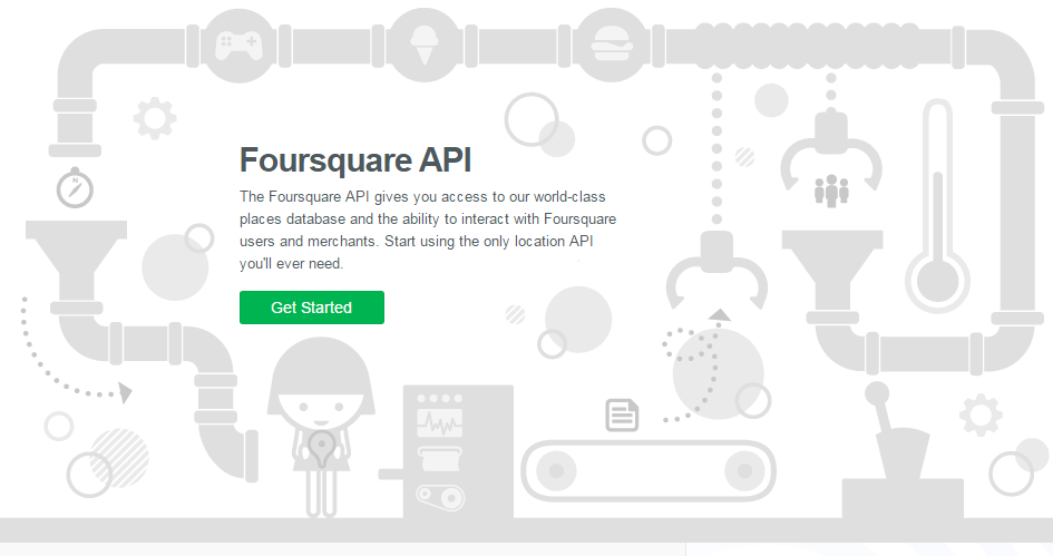 foursquare for Developers